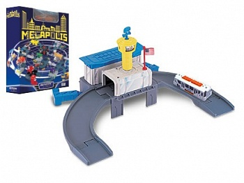 "Игровой набор ""MEGAPOLIS. Аэропорт"" (Autotime Collection 76749W)"