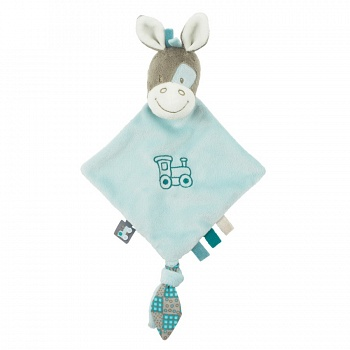 "Мягкая игрушка ""Small Doudou. Gaston & Cyril. Лошадка"" (Nattou 531115)"