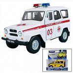"""Модель автомобиля """"УАЗ-31514. Скорая помощь"""""""