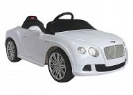 Электромобиль Rastar Bentley GTC White