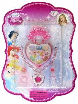 """Набор для макияжа """"Disney. Принцессы. Сердце"""" (D21912)"""