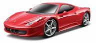 """Коллекционная модель автомобиля """"FERRARI 458 ITALIA"""""""