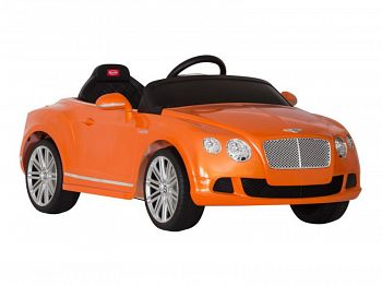 Электромобиль Rastar Bentley GTC Orange (82100)