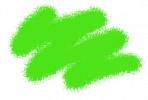 """Краска акриловая для моделей """"Ярко-зеленая"""""""