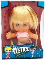"""Кукла """"Пупси. Блондинка в розовом топике"""""""