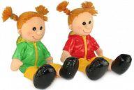 """Мягкая игрушка """"Кукла Майя в плаще"""""""