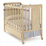 Кровать 120x60 Micuna Nova натуральный
