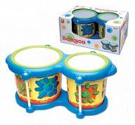 """Детские барабаны """"Бонго"""""""