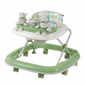 Ходунки Happy Baby Smiley NEW Green (2651)
