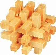 Деревянная головоломка №3