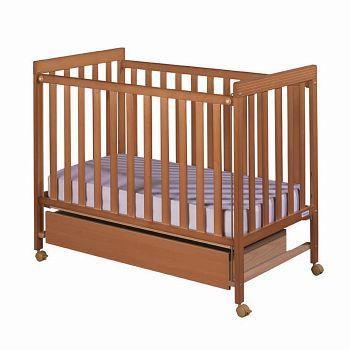 Кровать 120x60 Micuna Basic-1 вишня
