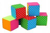 Набор мягких кубиков (6 элементов)