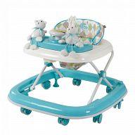 Ходунки Happy Baby Smiley NEW Blue