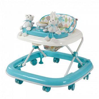 Ходунки Happy Baby Smiley NEW Blue (2651)