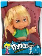 "Кукла ""Пупси. Блондинка в зеленой кофточке"""