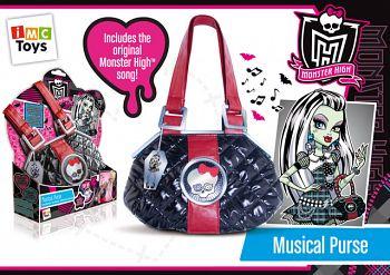 """Сумочка детская музыкальная """"Monster High"""" (iMC Toys 870048)"""