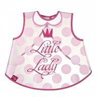 "Нагрудник-жилетка на липучке ""Little Lady & Little Gentleman"""