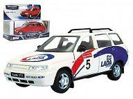 """Модель автомобиля """"ЛАДА 2111. Спортивная"""""""