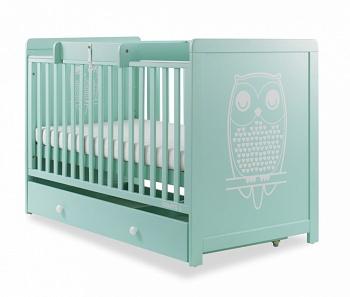 Кровать-трансформер 140x70 Cosatto Story Owlet (CT2915)