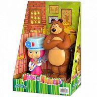 """Игровой набор для ванны """"Маша и Медведь. Маша-доктор с Мишкой"""""""