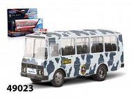 """Модель автомобиля """"ПАЗ-32053. Омон"""""""