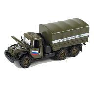 """Машина металлическая инерционная """"ЗИЛ 131. Вооруженные силы"""""""