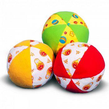 """Мягкий мяч с погремушкой """"Малышок"""" (Мякиши 105)"""