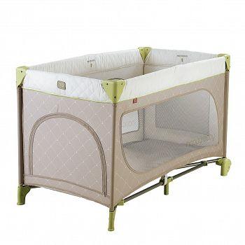 Манеж-кровать Happy Baby Martin NEW Beige (2443)