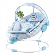 Шезлонг Happy Baby Lounger Rhomb