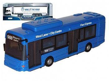"Модель автобуса ""EXPRESS BUS"" (Autotime Collection 60332)"