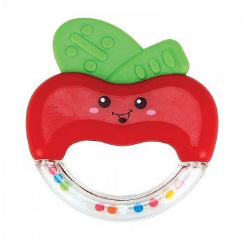 """Погремушка-прорезыватель """"Apple Fun"""" (Happy Baby 330305)"""