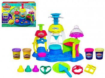 """Набор для лепки """"Play-Doh. Фабрика пирожных"""" (Hasbro 0318Е24А)"""