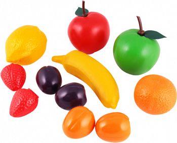 Набор игрушечных фруктов (Пластмастер 22101)