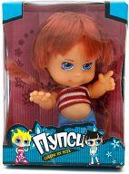 """Кукла """"Пупси. Рыжая в полосатом топике"""""""