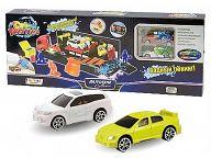 """Тягач-автомойка с машинками """"WATER RACING TRANSPORTER-1"""""""
