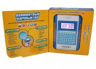 Детский планшетный компьютер с цветным экраном