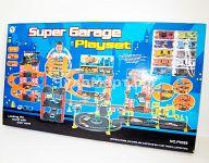 """Паркинг с машинками """"Super Garage"""""""