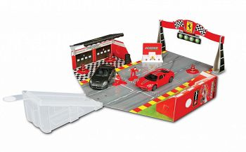 "Игровой набор ""Ferrari. Race & Play"" (Bburago 18-31209)"