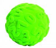 """Мяч из натурального каучука """"Цифры"""""""