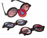 """Детские карнавальные очки с сеточкой """"Мужчина и женщина"""""""