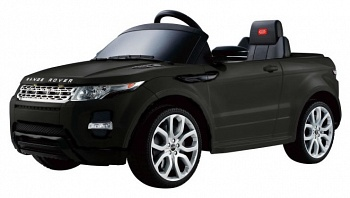 Электромобиль Rastar Land Rover Evoque Black (81400)