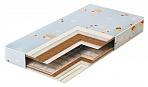 Матрас двусторонний пружинный 119x60 Plitex Комфорт-Стандарт 2