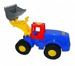 """Трактор-погрузчик """"Гранит"""""""