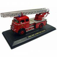 """Коллекционная модель автомобиля """"Пожарная машина. DAF A1600 FIRE ENGINE 1962"""""""