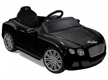 Электромобиль Rastar Bentley GTC Black (82100)