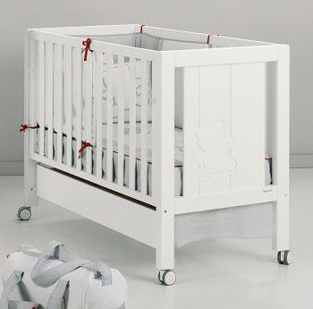 Кровать 120x60 Micuna Neus Relax белый