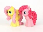 """Игровой набор для ванны """"My Little Pony. Флаттершай и Пинки Пай"""""""