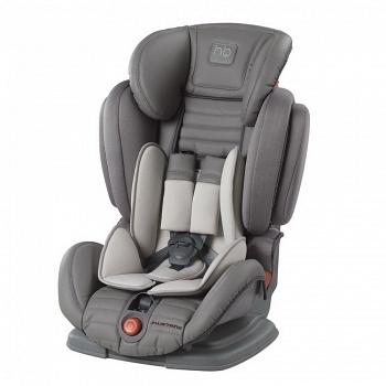 Автокресло Happy Baby Mustang NEW Grey (2565)