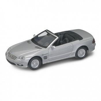 """Модель автомобиля """"MERCEDES-BENZ SL55"""" (Yat Ming 94247)"""