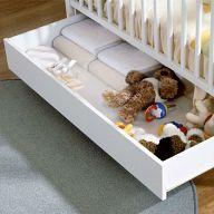 Ящик для кровати 120x60 Micuna Luxe белый